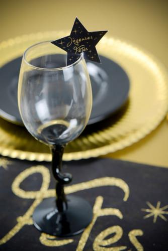 10 Marque-places Joyeuses fêtes-1