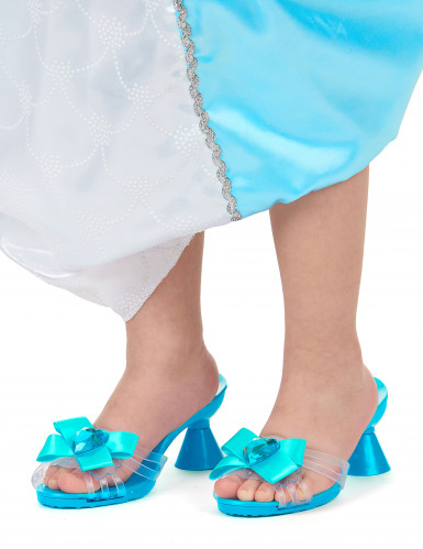 Kit accessoire princesse bleue fille-1