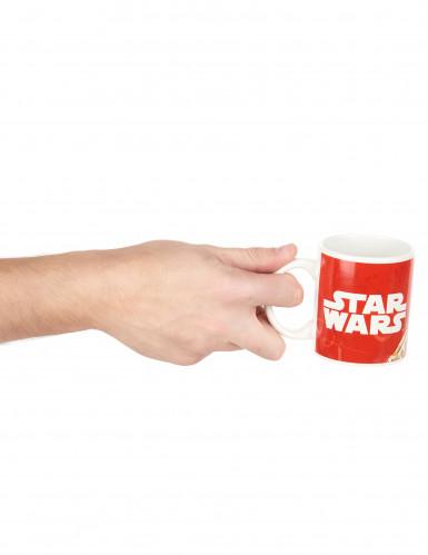 Petite tasse avec barres de chocolat Star Wars™-3