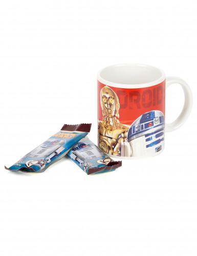 Petite tasse avec barres de chocolat Star Wars™