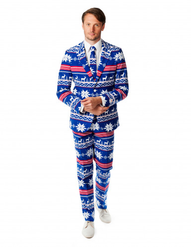 Costume Mr. Snow homme Opposuits™ Noël