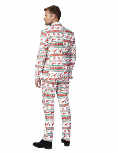 Costume Mr. Gangster de Noël homme Opposuits™-1