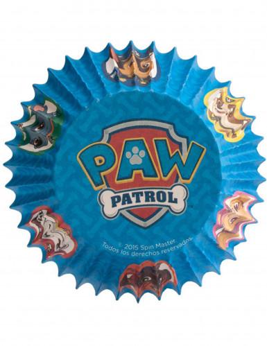50 Moules à cupcake Pat'patrouille™-1