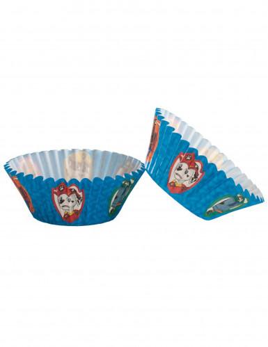 50 Moules à cupcake Pat'patrouille™-2