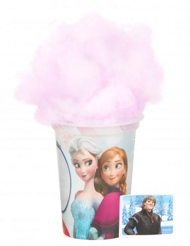 Pot de barbe à papa La Reine des Neiges - Frozen™