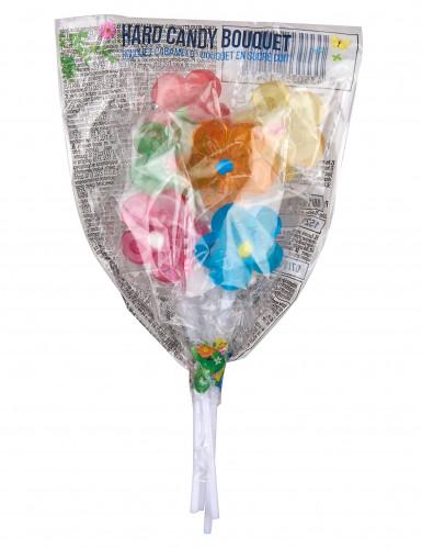 Bouquet de 6 sucettes fleur-1