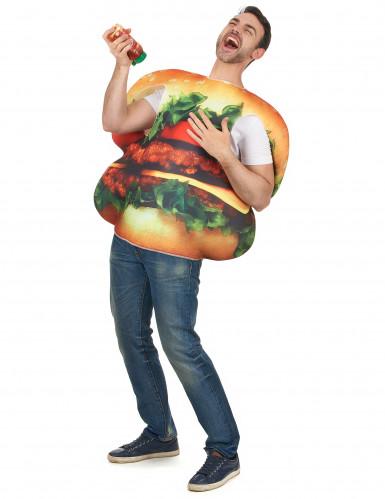 Déguisement hamburger adulte-1