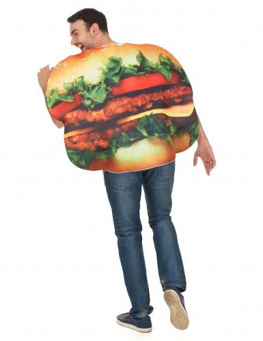 Déguisement hamburger adulte-2