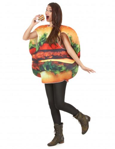 Déguisement hamburger adulte-3