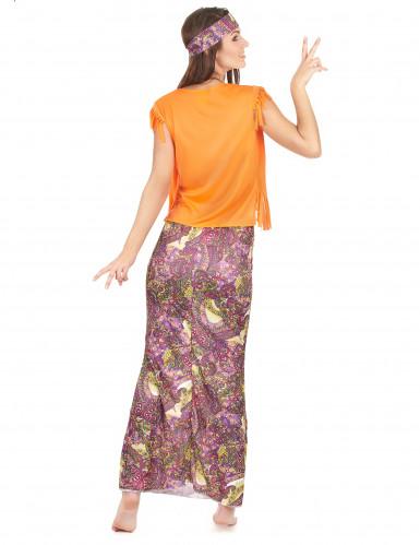 Déguisement hippie femme-2