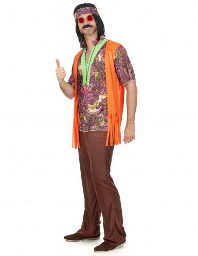 Déguisment hippie homme-1