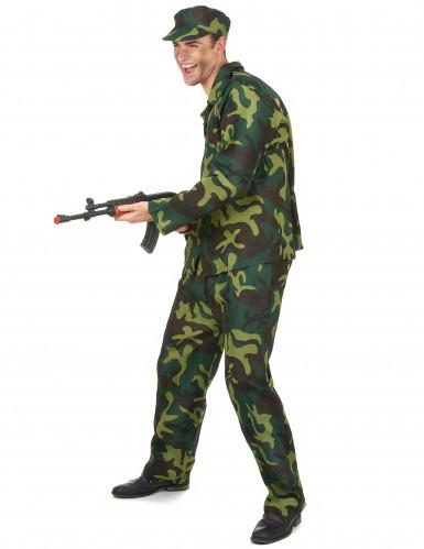 Déguisement soldat homme-1
