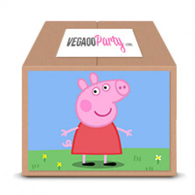 Maxi Pack Anniversaire Peppa Pig™