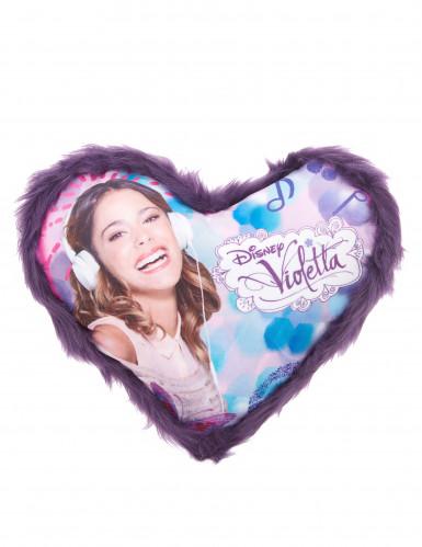 Coussin cœur Violetta™ 36 x 32 cm
