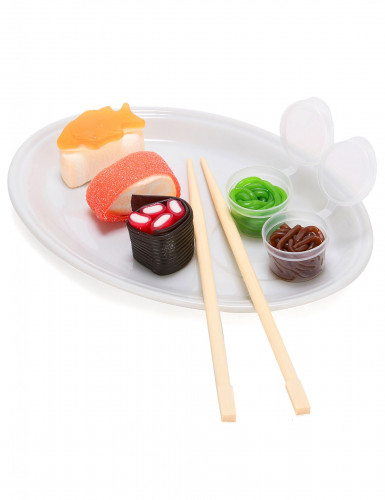 Plateau de bonbons sushis Look-O-Look 300g-1