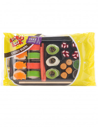 Plateau de bonbons sushis Look-O-Look 300g-2