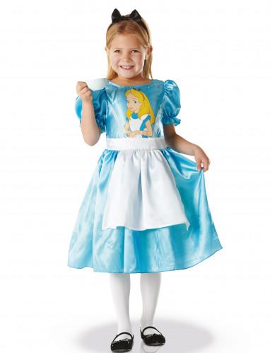Deguisement classique Alice au pays des merveilles™ fille
