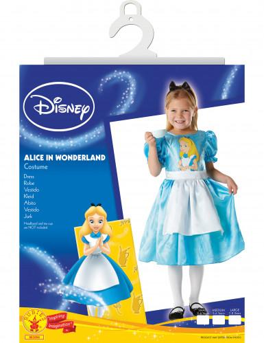 Deguisement classique Alice au pays des merveilles™ fille-1