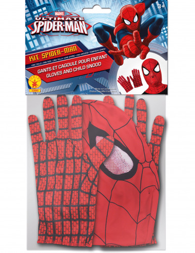 Kit Spiderman™ enfant-1