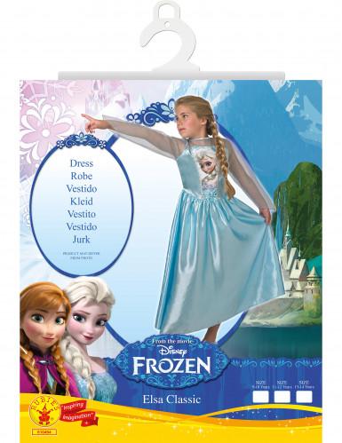 Déguisement Elsa Frozen™ fille-1