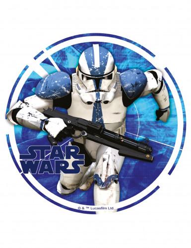 Disque en sucre Stromtrooper - Star Wars™