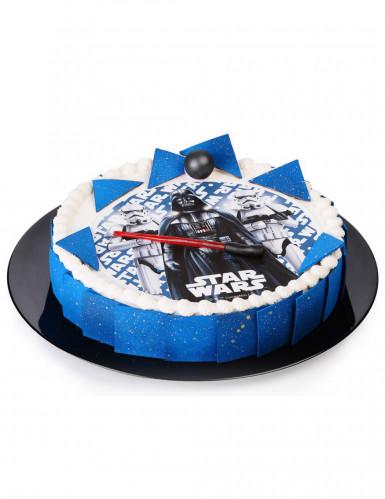 Disque en sucre Dark Vador - Star Wars™-1