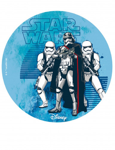 Disque en sucre Stormtrooper - Star Wars™ 20 cm