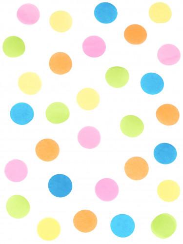Confettis de table en papier Happy Birthday 2.5 cm