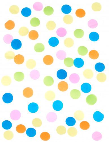 Confettis en papier multicolore-1