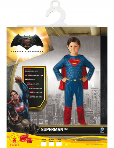 Déguisement classique enfant  Superman™ - Dawn of Justice-1