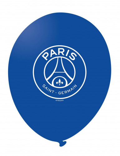 11 Ballons imprimés PSG™-1
