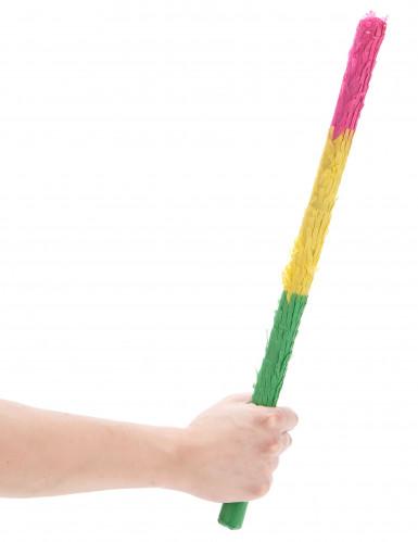 Baton piñata multicolore 50 cm-1