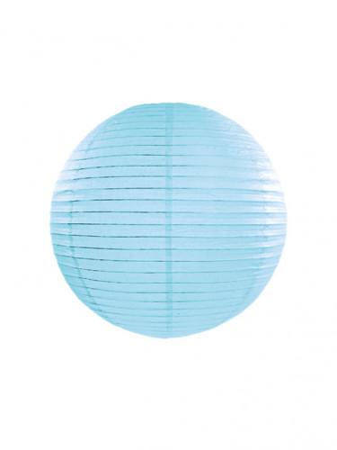 Lanterne japonaise bleu ciel 25 cm