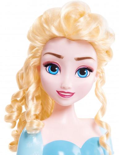 Jouet tête à coiffer et accessoires Elsa - La Reine des Neiges™-1