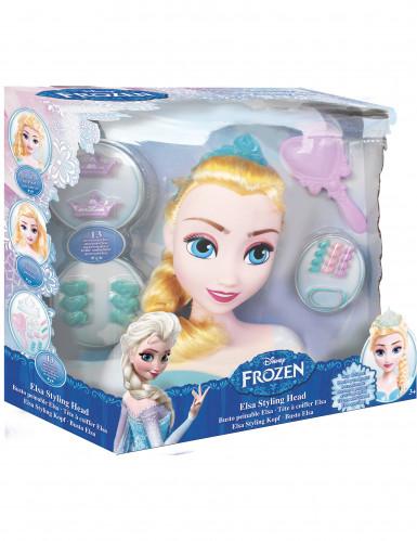 Jouet tête à coiffer et accessoires Elsa - La Reine des Neiges™-2