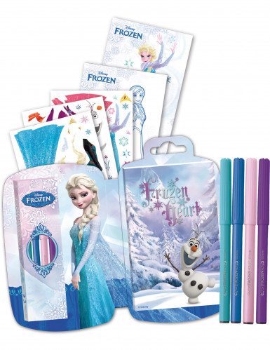 Kit artistique Elsa - La Reine des Neiges™