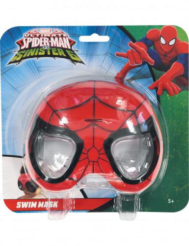 Masque de plongée Spiderman™ enfant-1