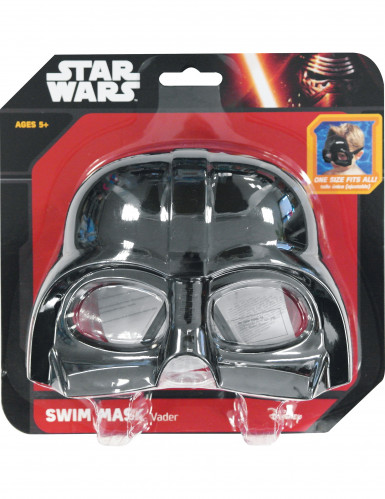 Masque de plongée Dark Vador - Star Wars™ enfant-1