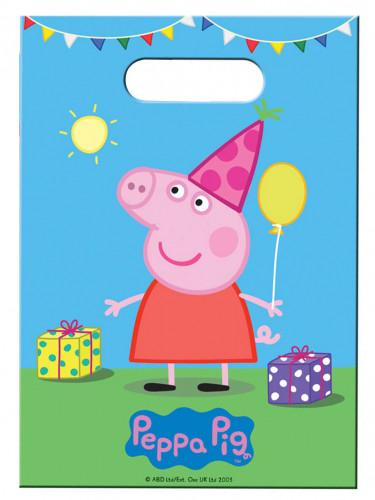 8 Sachets cadeaux Peppa Pig™