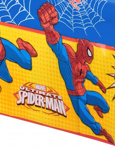 Nappe pliée Ultimate Spiderman™ 120 x 180 cm-1