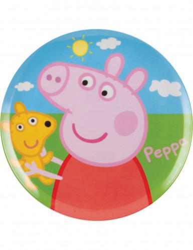 Assiette mélamine Peppa pig™ 20 cm