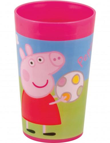 Verre en plastique Peppa pig™ 25 cl