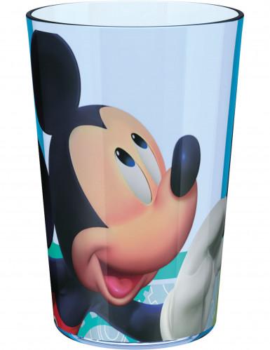 Verre en plastique transparent Mickey™ 20 cl