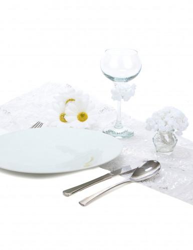 72 Mini-roses satin blanc-2