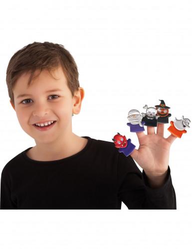 Marionnettes de doigts petits monstres-1