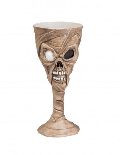Verre momie Halloween 25 cl