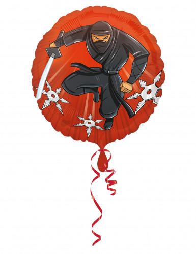 Ballon aluminium Ninja-1