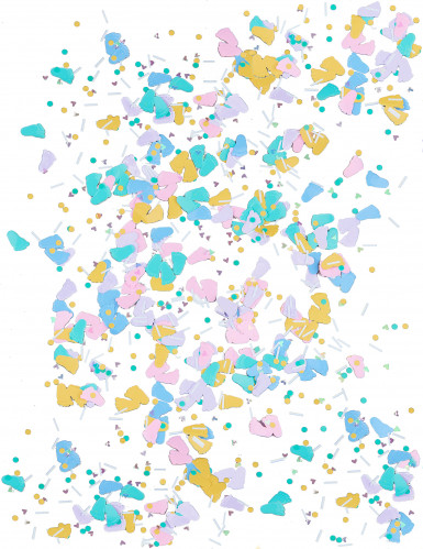 Confettis Baby Shower 14 gr-1