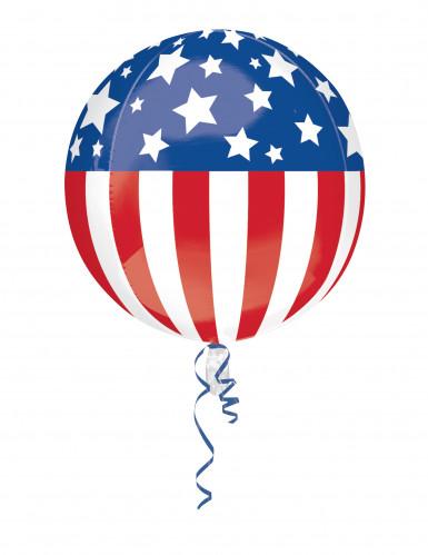 Ballon bulle USA 40 cm