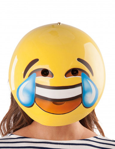 Masque smiley rieur adulte